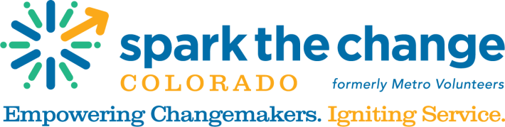 spark logo w tagline